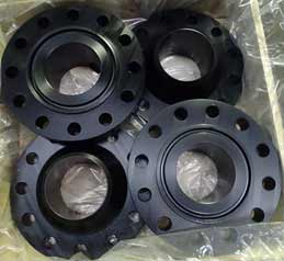 CS RTJ Flanges