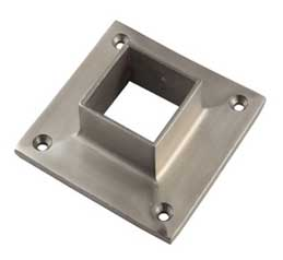Square Tube Flange