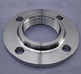 Threaded Flat Face Flange