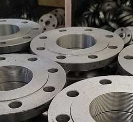 Threaded RTJ Flange